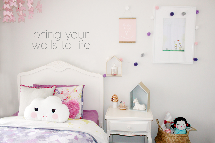 rachelle rachelle - bring your walls to life